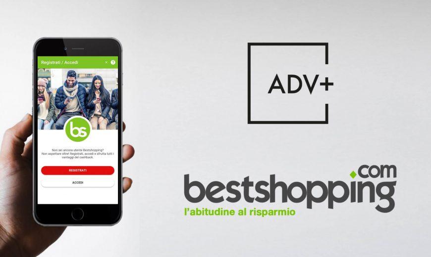 Cashback Italia - Adv sui social network per Bestshopping