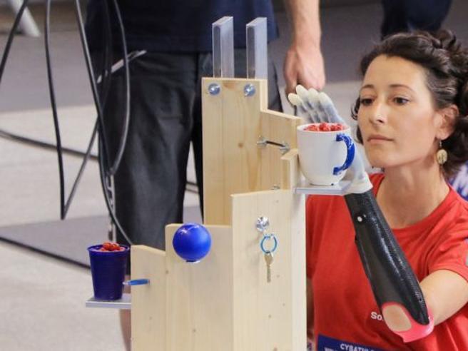 Maria fossati mano robotica web marketing festival 2021
